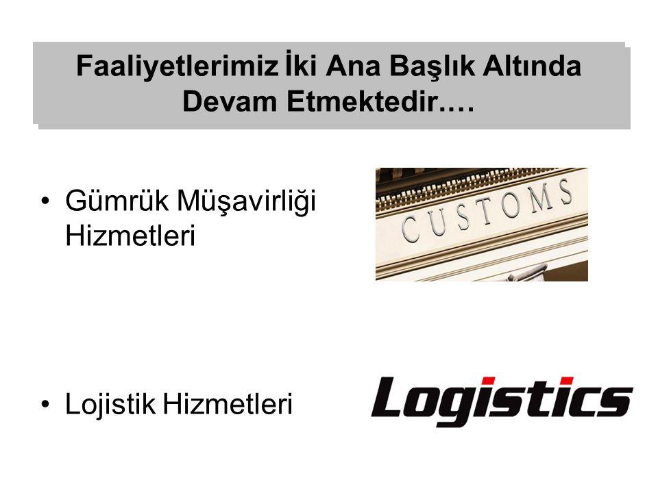 50 kişilik kadro 5 Lojistik Uzmanı 1 Lojistik Bilirkişi Lojistik Kadromuz…