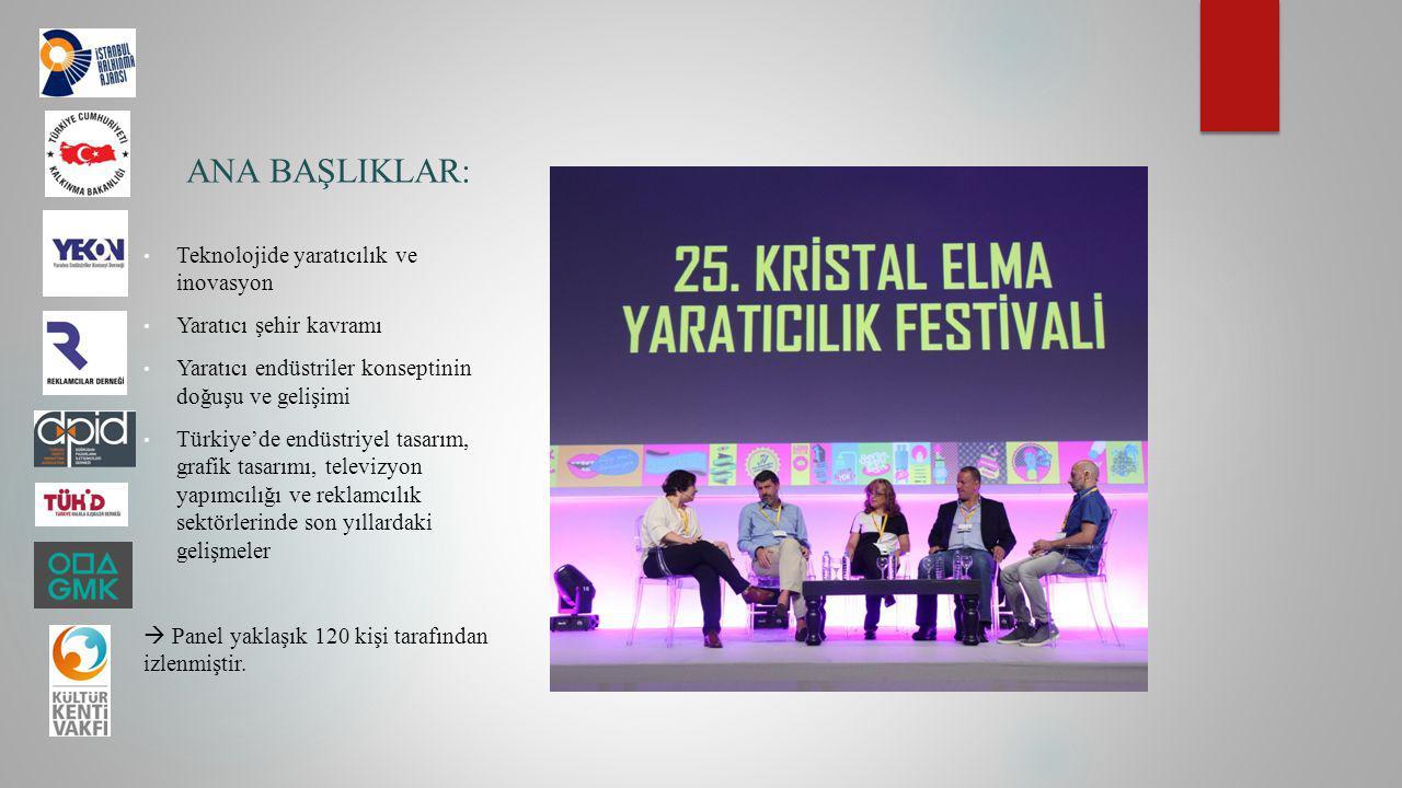 Teknolojide yaratıcılık ve inovasyon Yaratıcı şehir kavramı Yaratıcı endüstriler konseptinin doğuşu ve gelişimi Türkiye'de endüstriyel tasarım, grafik