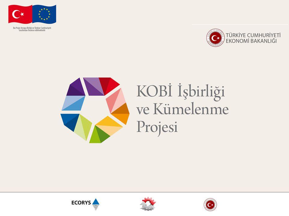 Kümeler İçin Güven ve İşbirliği Geliştirme H.Müge Cantekin KOBİ işbirliği ve Kümelenme Projesi Kısa Dönem Uzman 16.11.2013 Ankara