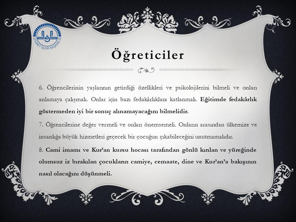 Öğreticiler 6.