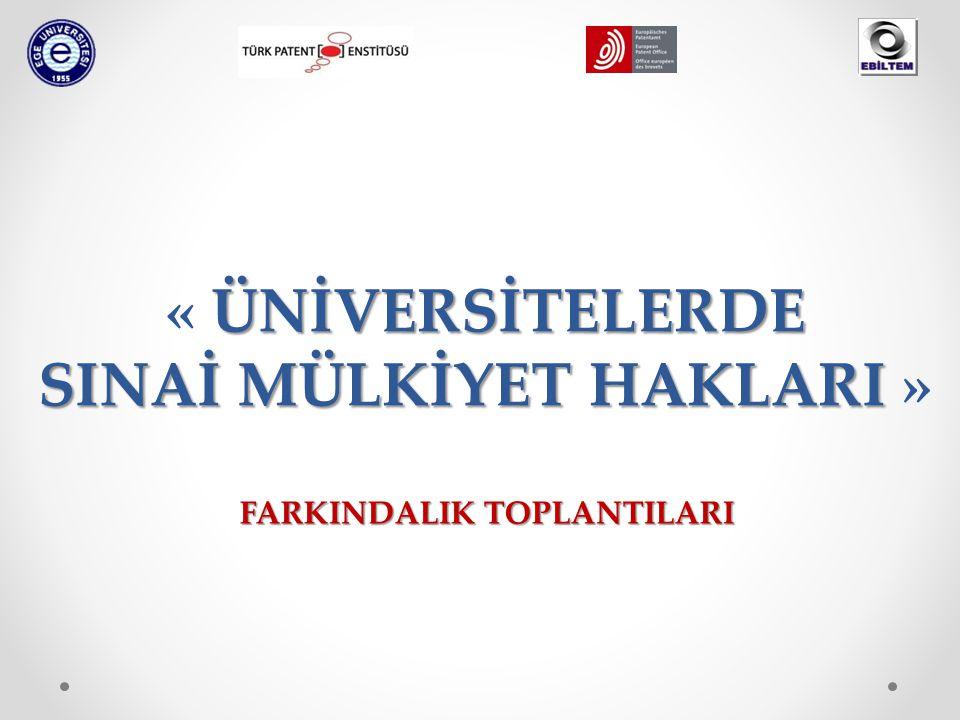 Üniversitelerde Odak Noktaların Seçilmesi, Türk Üniversiteleri Arası Ulusal SMH Ağı Oluşturulması, EBİLTEM ve TPE işbirliği ile online olarak hazırlanan Türkiye Üniversitelerinde Sınai Mülkiyet Hakları Durum Tespiti Anketi Bölüm Başkanları tarafından doldurulmak üzere Tüm Üniversitelerin Rektörlüklerine gönderildi ve bugüne kadar 2985 cevap alındı.