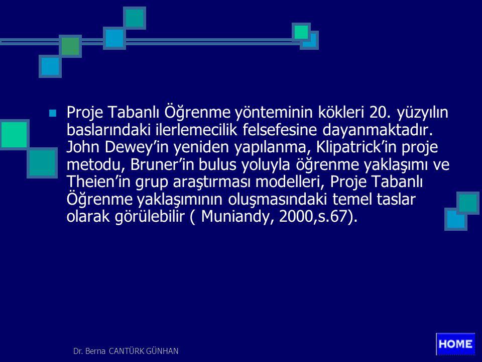 Dr.Berna CANTÜRK GÜNHAN Sunum Değ. Portfolyo Değ.