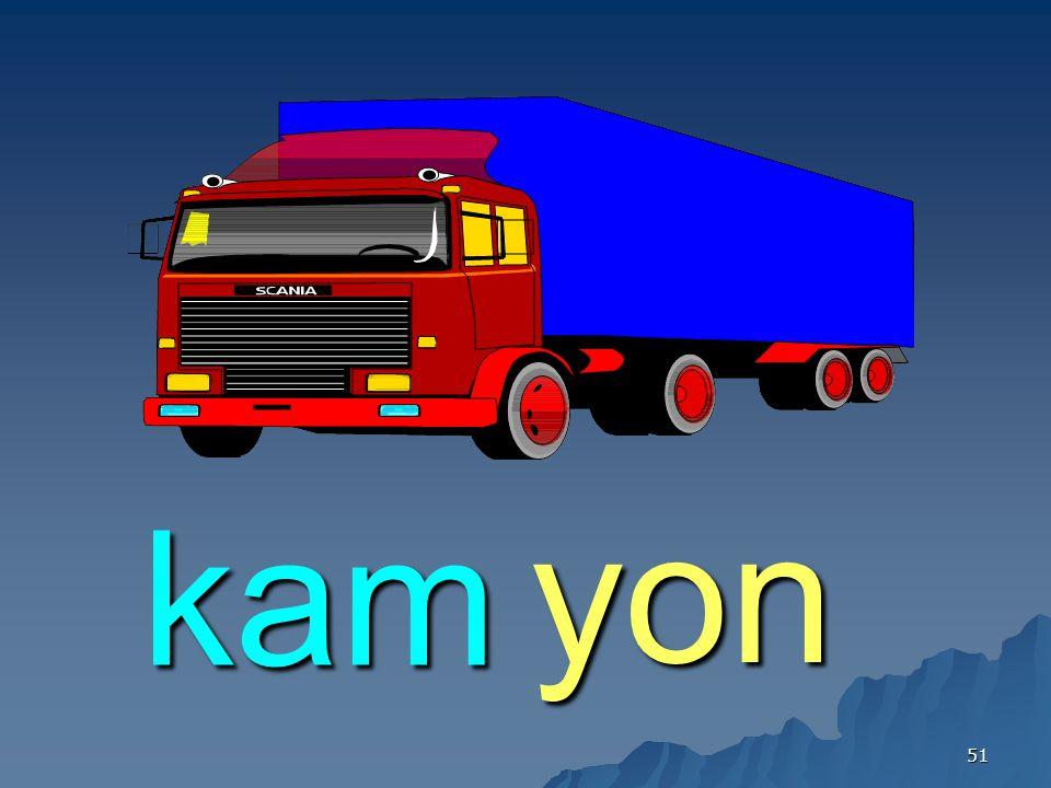 51 kam yon