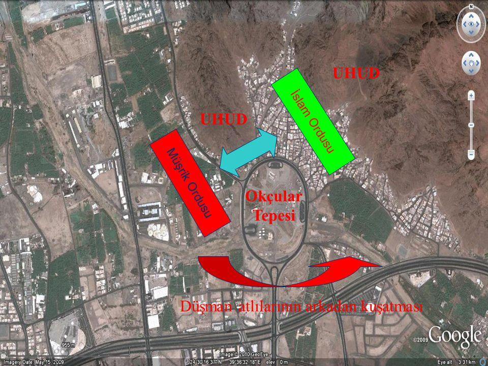 Hz Muhammed'in İslam'a ve Müslümanlara Yönelik Saldırılarla Mücadelesi Uhud ile Hendek Savaşı Arasında Bir takım Gelişmeler; Hz.