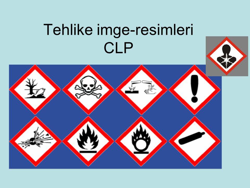 Tehlike imge-resimleri CLP