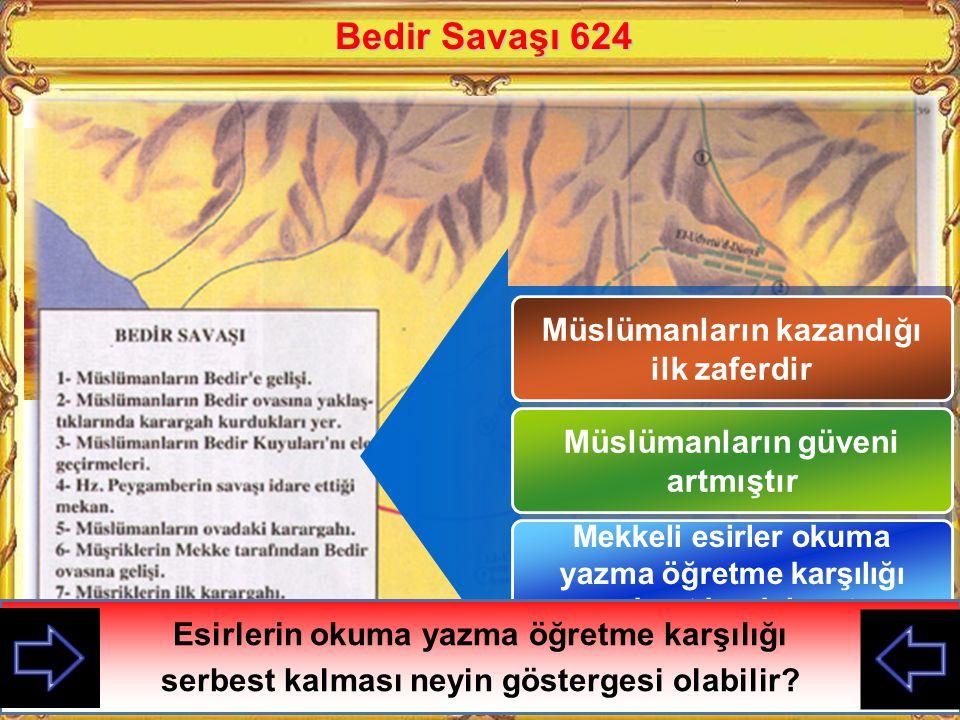 Hicretin Sonuçları Medine'de İslam Devleti kuruldu Hicri takvimin başlangıcı sayıldı Müslümanlarla Medinedeki Yahudiler arasında Medine Sözleşmesi yap