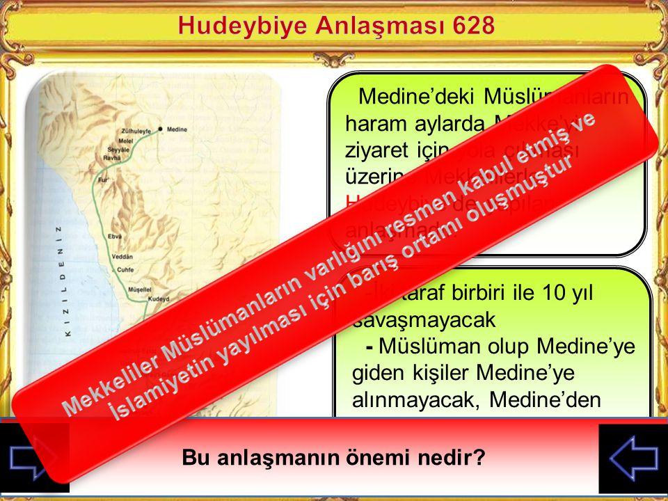 Yine Mekkelilerin Müslümanları yok etmek için saldırısı ile başlayan savaştır. Selmani Farisi'nin önerisi ile Medine'nin etrafı hendek kazılarak savun