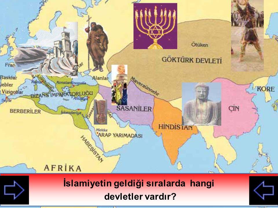 Hz Muhammed Döneminde Türkler İslamiyet ile tanışmış olabilir mi?