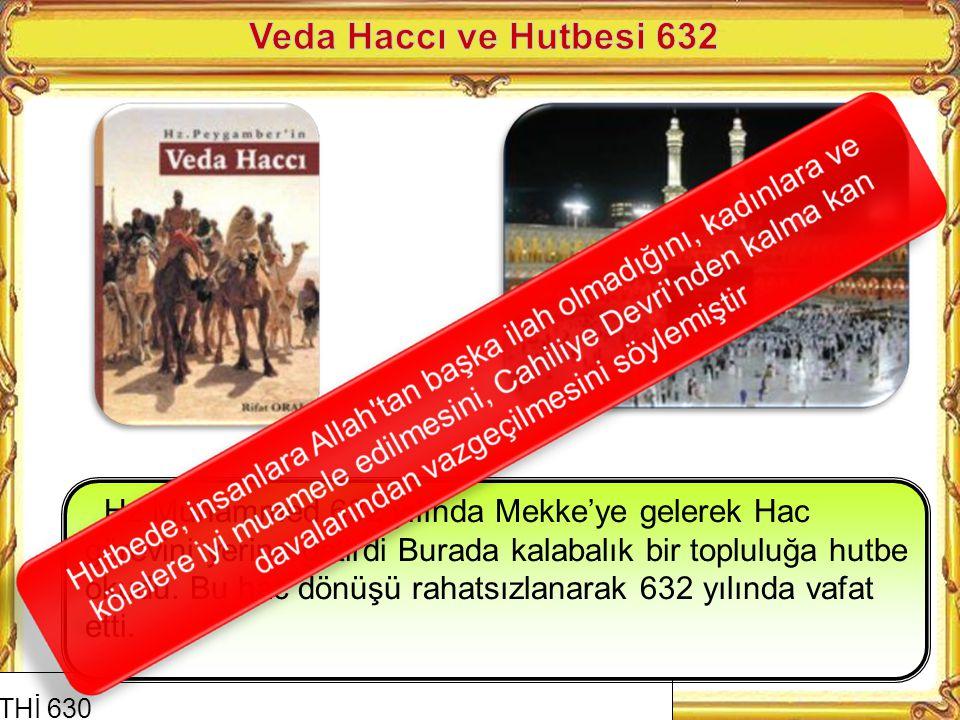 Mekkelilerin Hudeybiye Anlaşmasının şartlarına uymaması üzerine Müslümanların Mekke üzerine yaptığı seferdir