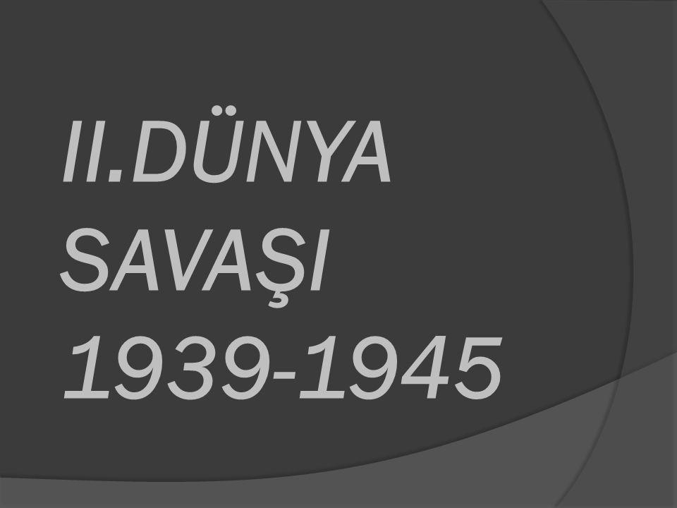 KONFERANSLAR Moskova-SSCB 1943 Moskova-SSCB 1943 ABD, İngiltere, SSCB, Çin ABD, İngiltere, SSCB, Çin Kalıcı barış için bir barış teşkilatının kurulması, Kalıcı barış için bir barış teşkilatının kurulması, Washington'da kurulacak teşkilatın esasları belirlenmiş, Washington'da kurulacak teşkilatın esasları belirlenmiş, Türkiye'nin savaşa girmesi kararlaştırıldı.