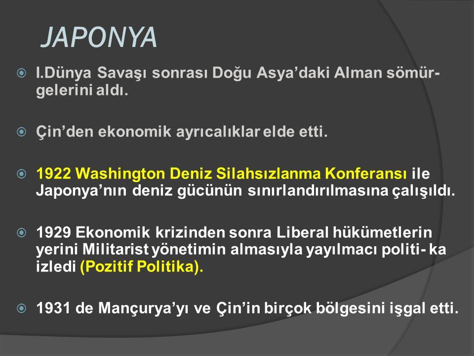 Savaş Yılları Türkiye Milli Korunma Kanunu: Hükümete üretim-dağıtım-tüke- tim ilişkilerini kontrol yetkisi veren kanun.