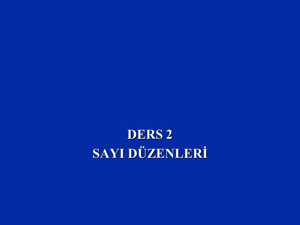 Dr. Emin Argun Oral, Atatürk Üniversitesi 2008 Ders 2, Slayt 22