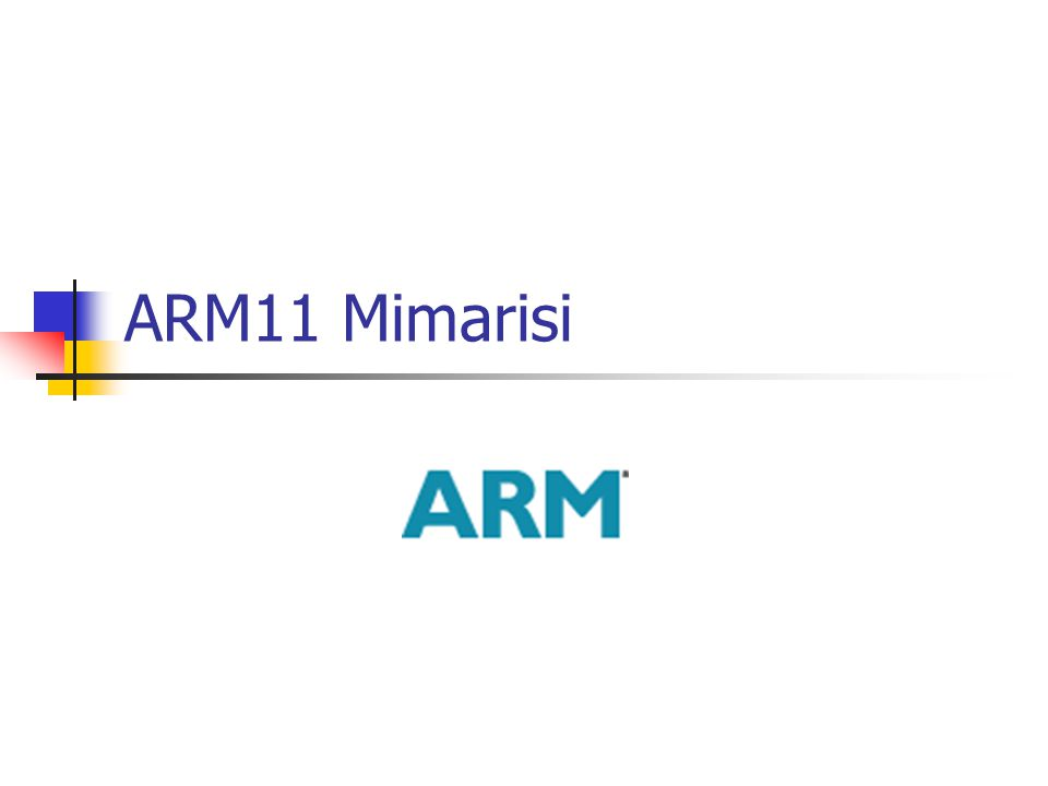 ARM DSP Ses kodlama/ kod çözme (MP3: AAC, WMA) Yardımcı motor kontrolü (HDD/DVD) MPEG4 kod çözme Ses ve el yazısı tanıma Gömülü kontrol sistemleri Bit zor algoritmalar (GSM-AMR) İşlemlerini sağlayan işlemcidir.