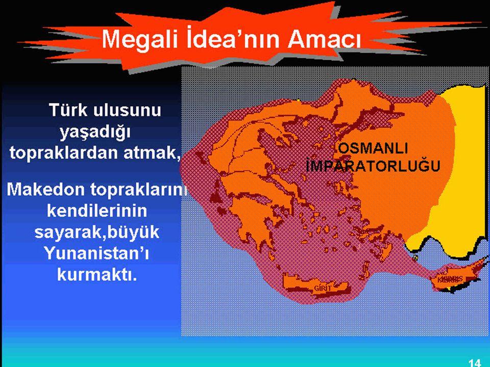 HİZMETE ÖZEL 18 TÜRKİYE'YE YÖNELİK YUNAN STRATEJİLERİ  Yunanistan dan Türkiye ye yönelen tehdit, birbirleriyle ilişkili iki etkenden kaynaklanmaktadır; 1.