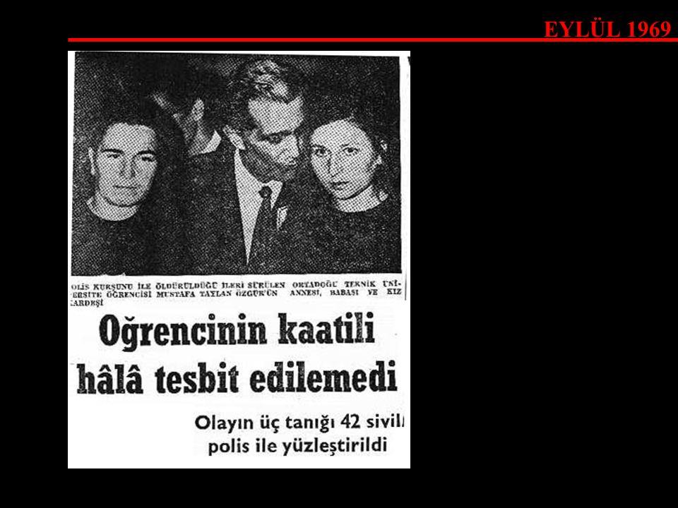 EYLÜL 1969