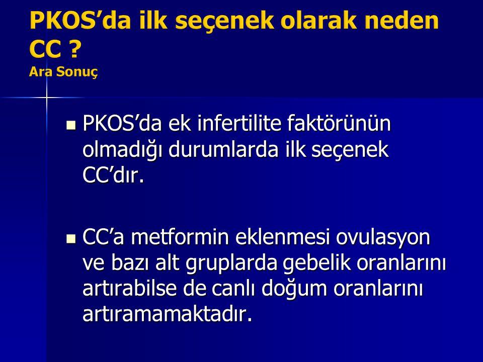CC vs CC+OC 1 tane RCT (+), 51 olgu (+) 1 tane RCT (+), 51 olgu (+) CC (100 mg) vs OC + CC (100 mg) CC (100 mg) vs OC + CC (100 mg)