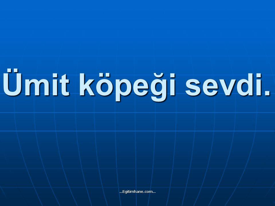 Yasincan güzel yazı yazdı. …Egitimhane.com…