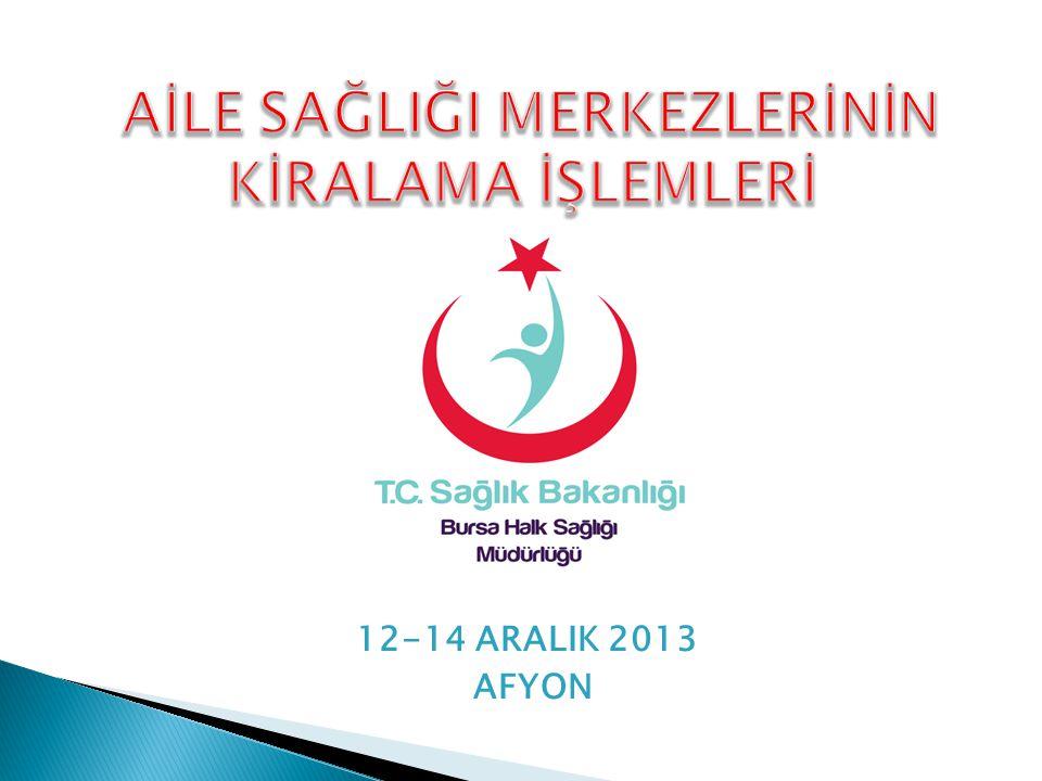 12-14 ARALIK 2013 AFYON