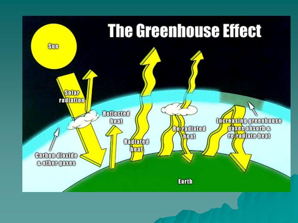  Buzullardan alınan örneklerle yapılan araştırmalar sera gazlarından CO 2 ve metanın derişiminin son 160000 yılın en üst düzeyine ulaştığını göstermektedir.