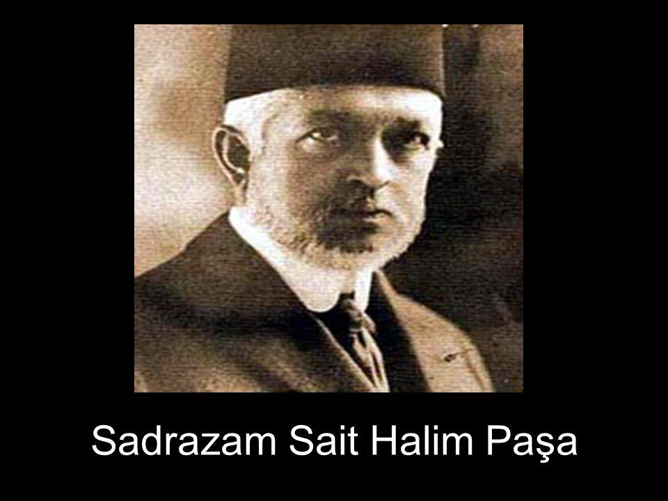 Sadrazam Sait Halim Paşa