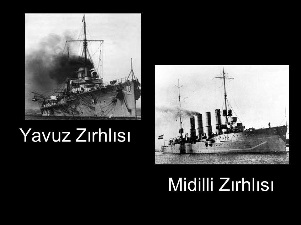 Yavuz Zırhlısı Midilli Zırhlısı