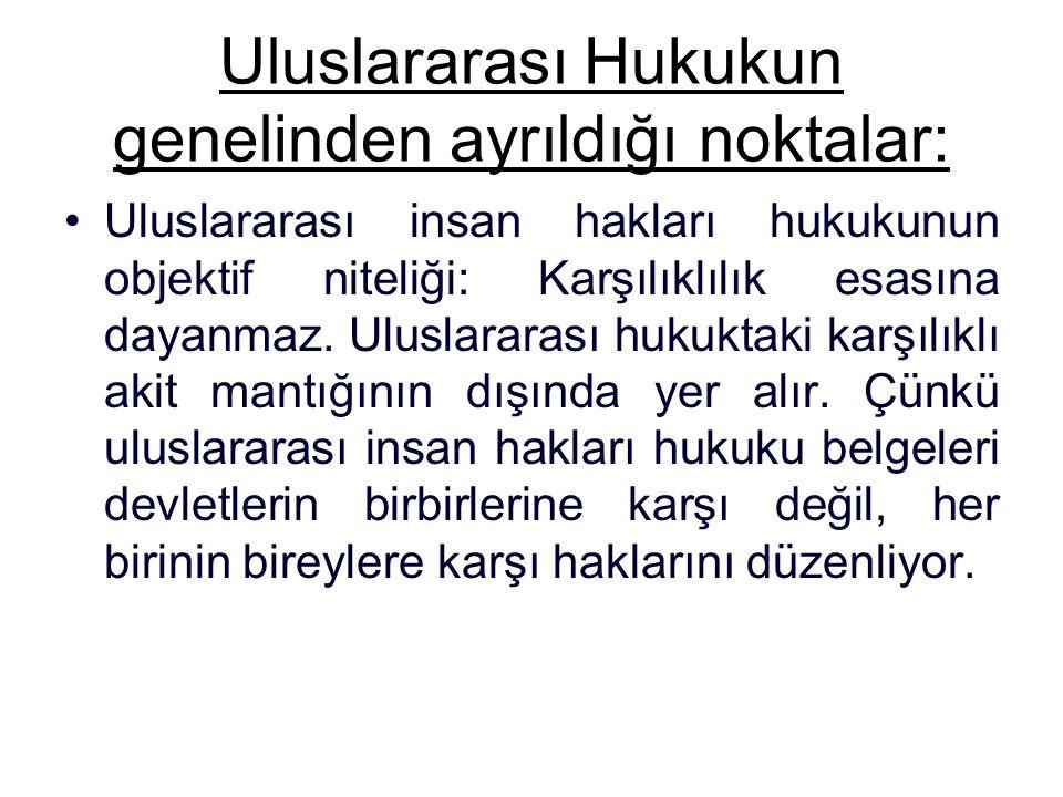 BM Medeni ve Siyasi Haklar Sözleşmesi Md.18 1.