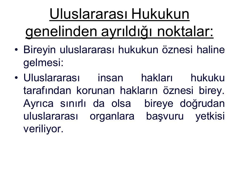 BM Medeni ve Siyasi Haklar Sözleşmesi Cismani ceza Ölüm cezası bekleyişi İşkence suçunun affı Ölüm cezası infaz yöntemleri Geri göndermeme ilkesi Mahkumlara uygulanacak muamelede asgari standartlar