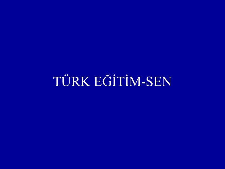 TÜRK EĞİTİM-SEN