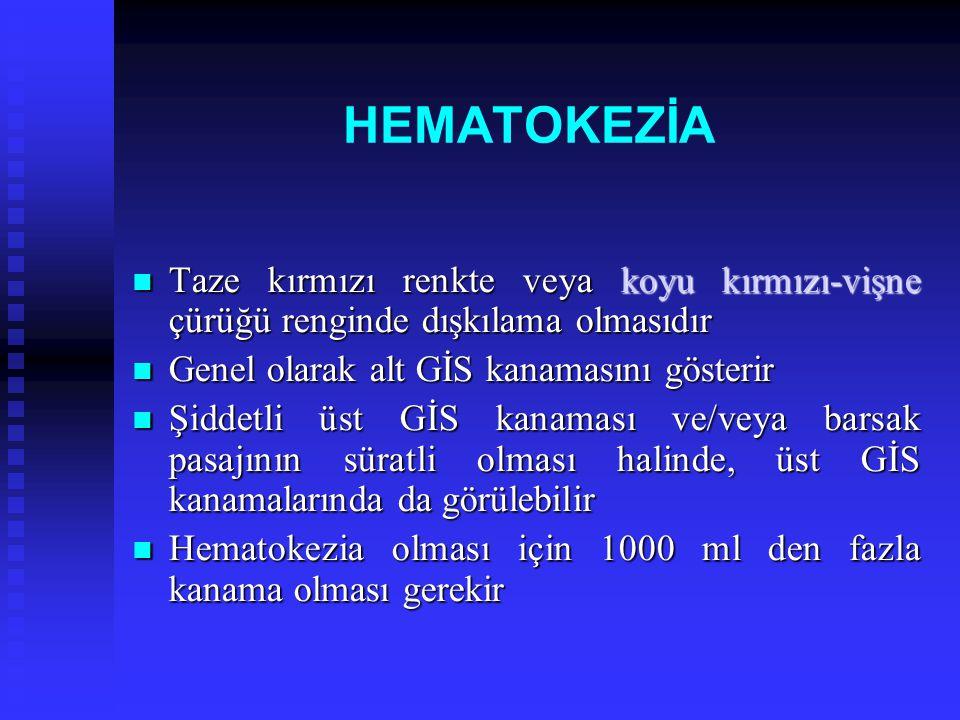 GIS hemanjiomlarının tedavisi Steroid, radyasyon, embolizasyon ve kemote-rapötik bazı ilaçlar (siklofosfamid nitrogen mustard) kullanılmış olmasına rağmen, semp-tomların kontrolü ve nükslerin önüne geçil-mesi cerrahi veya argon laser eksizyonuyla mümkündür.