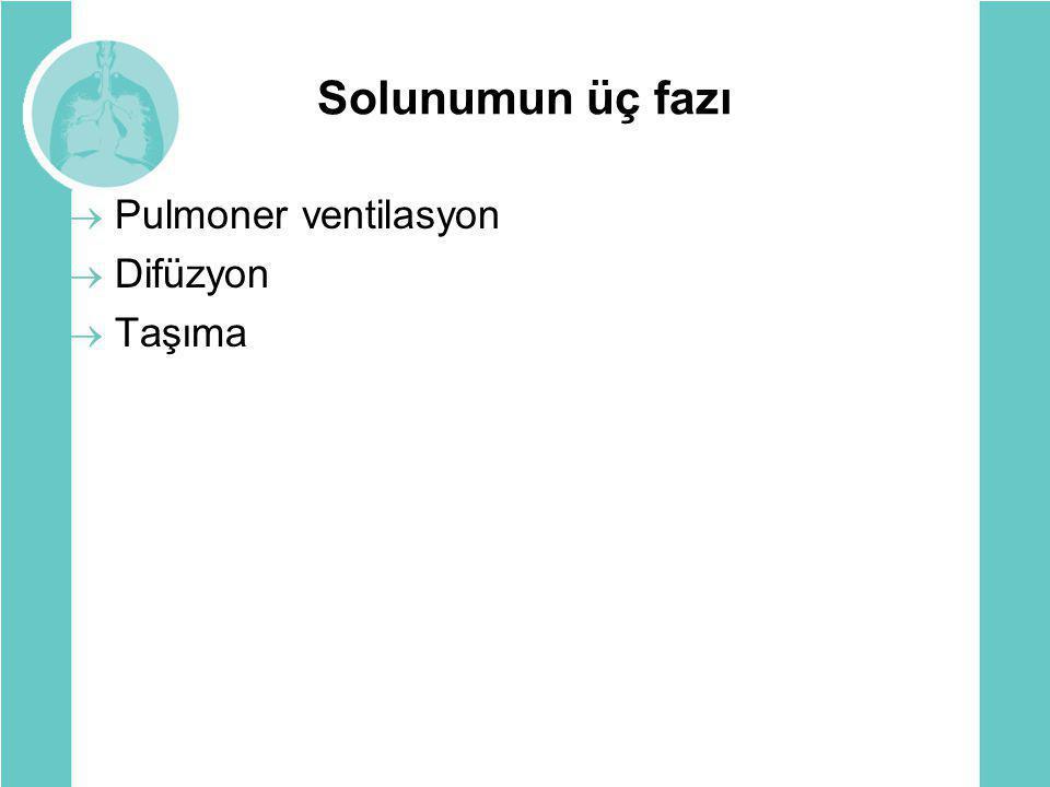 Solunum sistemi klinik özellikleri  Septum deviasyonu: Burun bölmesinin sağa veya sola doğru eğriliği.