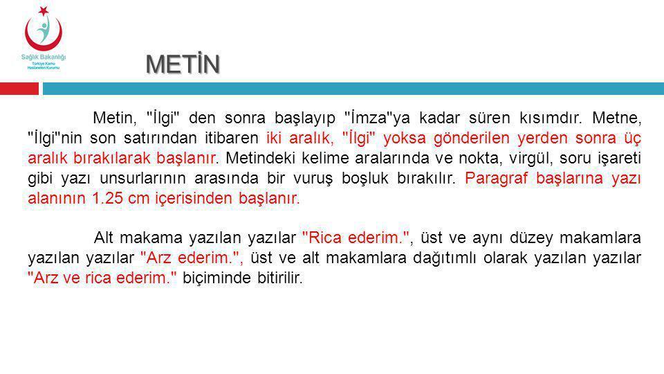 METİN METİN Metin,