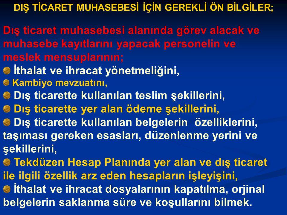 BANKALAR HESABI 102.BANKALAR 102.01İş Bankası 102.01.01TL.