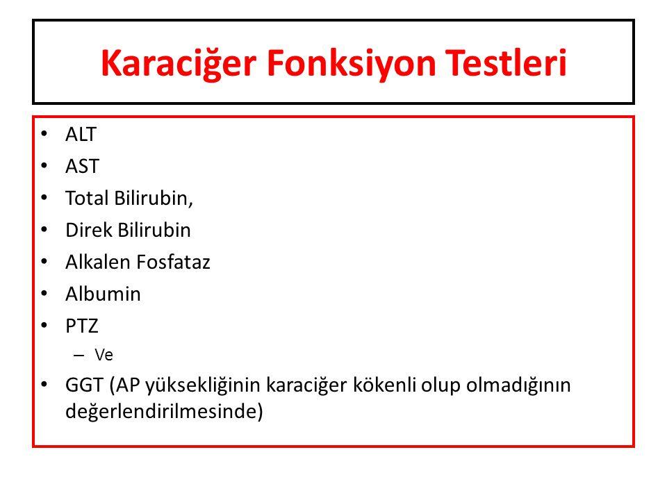 Böbrek Fonksiyon Testleri Prof.Dr.