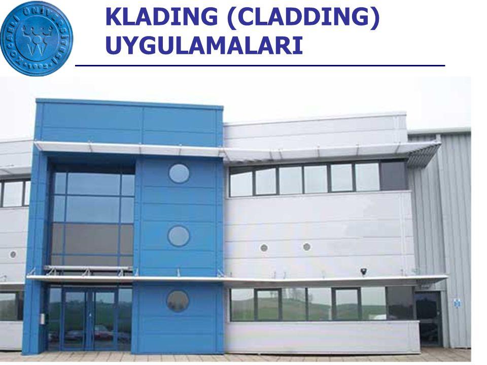 59 KLADING (CLADDING) UYGULAMALARI