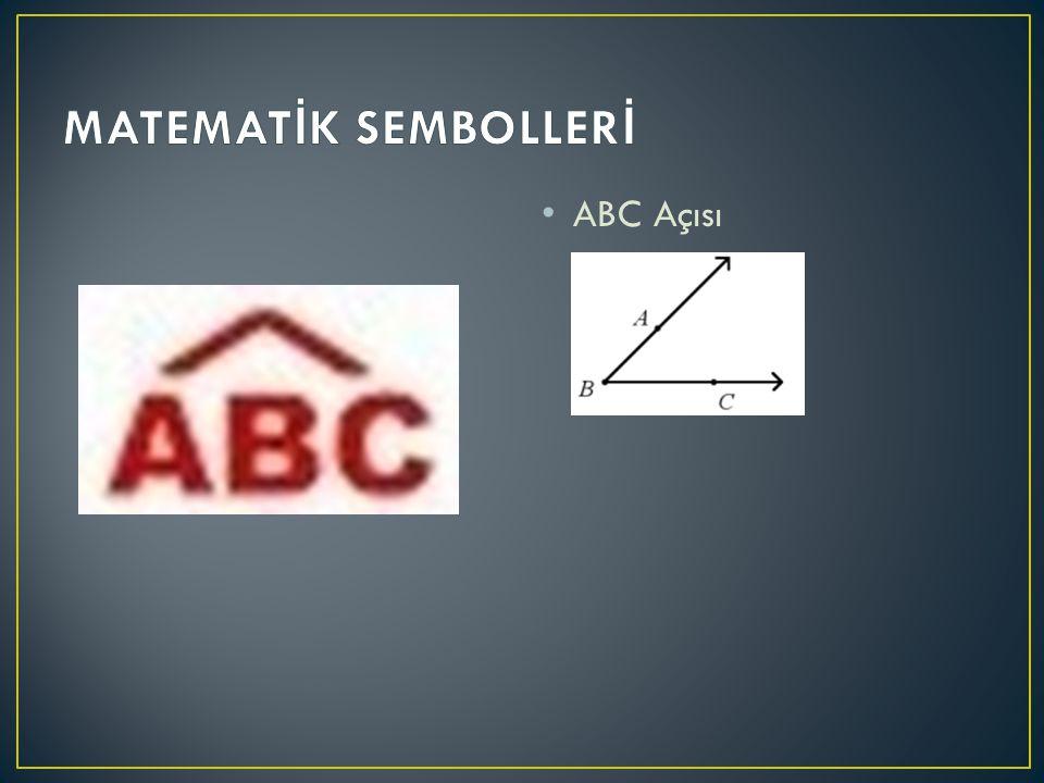 ABC Açısı