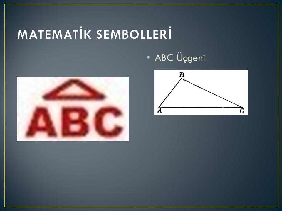 ABC Üçgeni