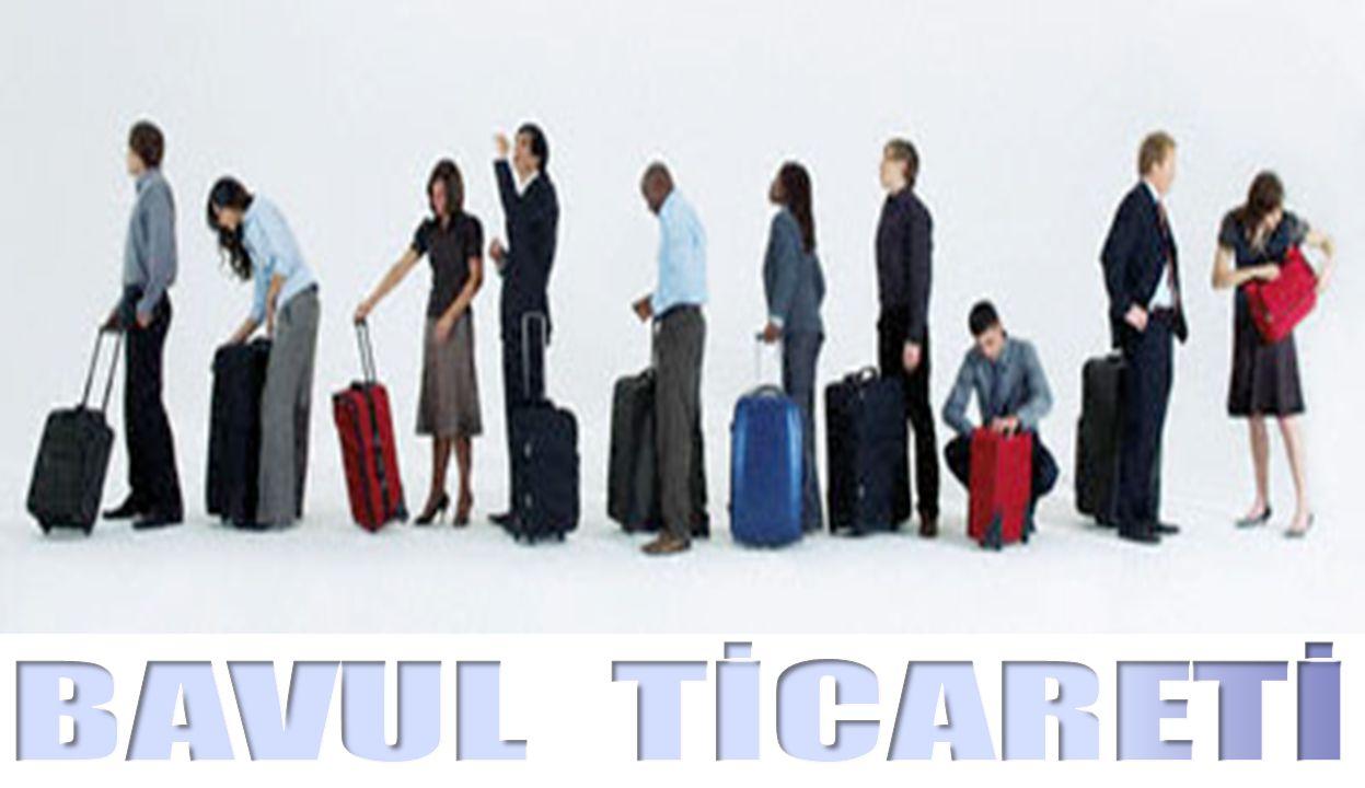 Bavul ticareti kapsamında istisna izin belgesi almak isteyenlerde aranan şartlar nelerdir.