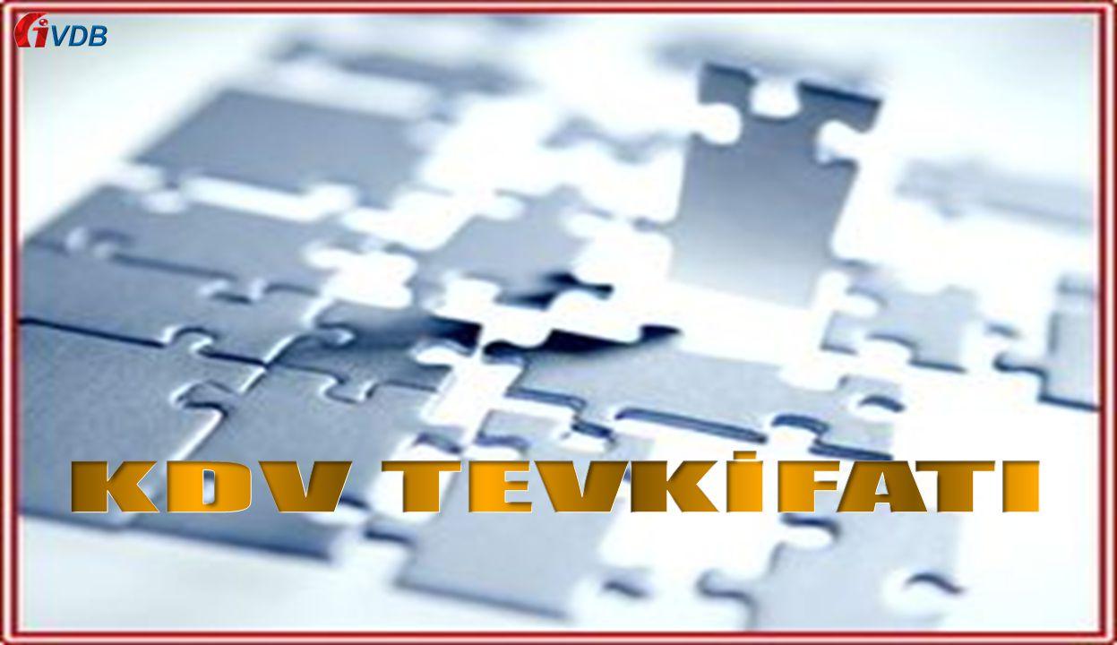 KDV tevkifatı uygulamasına ilişkin olarak KDV Genel Uygulama Tebliği ile getirilen yenilikler nelerdir.