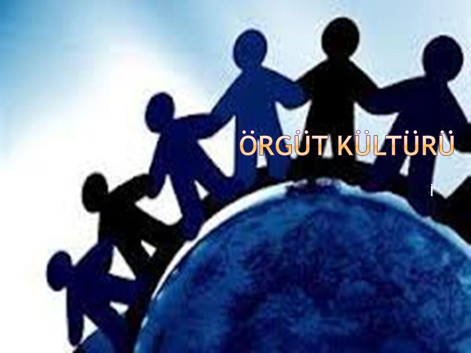 Kültür bir toplumda, grup ya da organizasyonda paylaşılan tutum ve davranış alışkanlık,ilkeler ve benzeri mantıksal ve duygusal özelliklerin tümüdür.