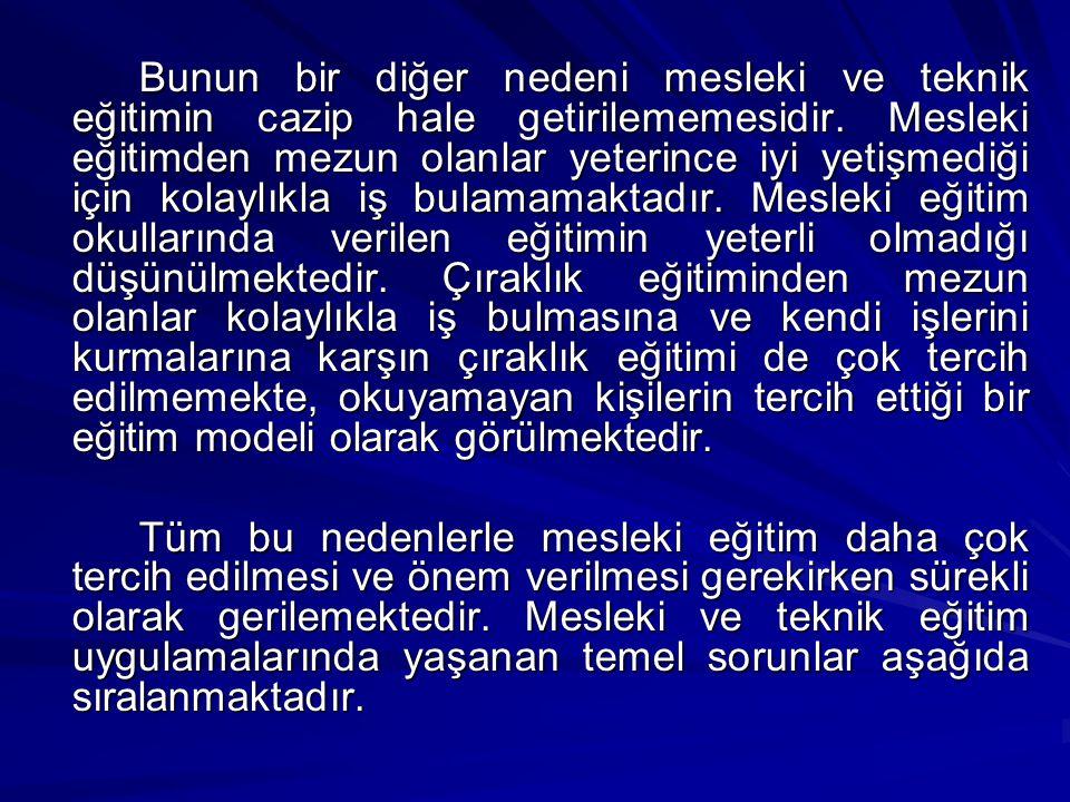 1.Türkiye'de eğitime ayrılan kaynaklar halen yeterli düzeyde bulunmamaktadır.