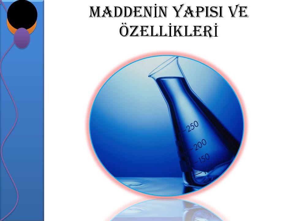 MADDEN İ N YAPISI VE ÖZELL İ KLER İ Magnezyum:Hafif bir element olduğu için hava taşıtlarının yapımında kullanılır.