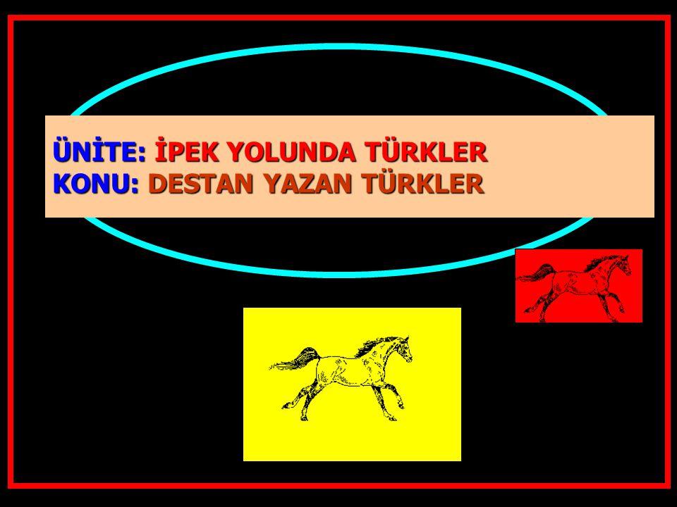 www.evdekisosyalci.com71 İLK TÜRK DEVLETLERİNDE KÜLTÜR VE UYGARLIK BİLİM VE SANAT Oniki hayvanlı Türk takvimini meydana getirmişlerdir.