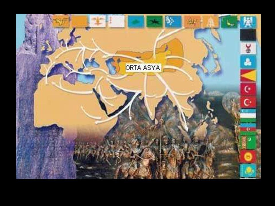 www.evdekisosyalci.com15 T Ü RKLERİN İLK YURDU: Türklerin ilk ana yurdu Orta Asya'dır. Bu bölge batıda Hazar Denizi'nden doğuda Kingan Dağlarına, kuze