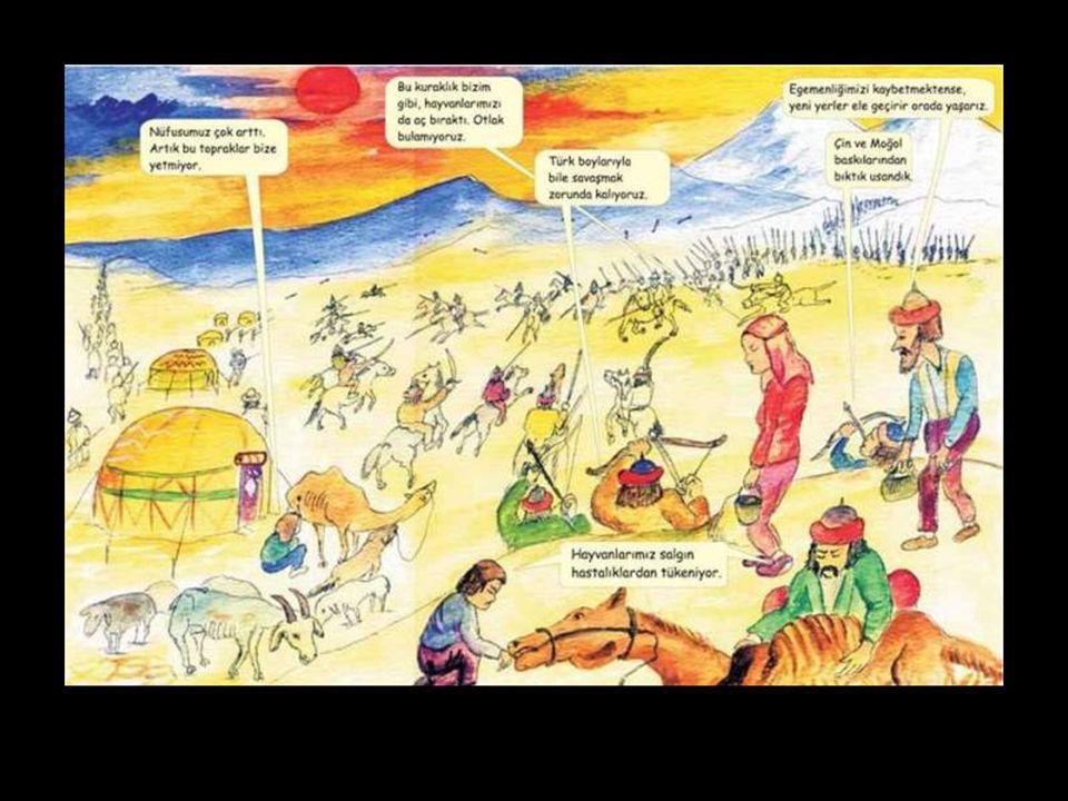 www.evdekisosyalci.com20 GÖÇLERİN SEBEPLERİ 1.İklim şartlarının değişmesi(Ekonomik 2.Nüfus artışı(Sosyal-Ekonomik) 3.Çin baskısı(Siyasi) 4.Boyların mü
