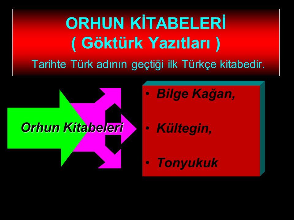 www.evdekisosyalci.com39 Sevgili çocuklar şimdide Türk tarihinin ilk yazılı kaynaklarını inceleyelim….
