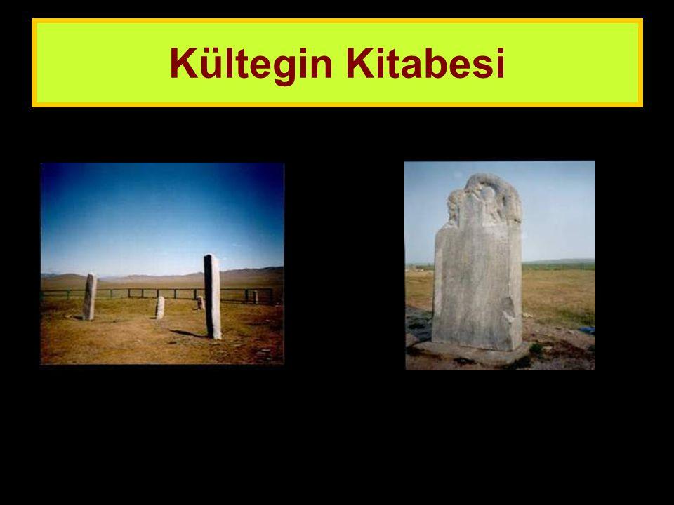 www.evdekisosyalci.com48 Kültegin Kitabesi Güney Yüz Batı Yüzü