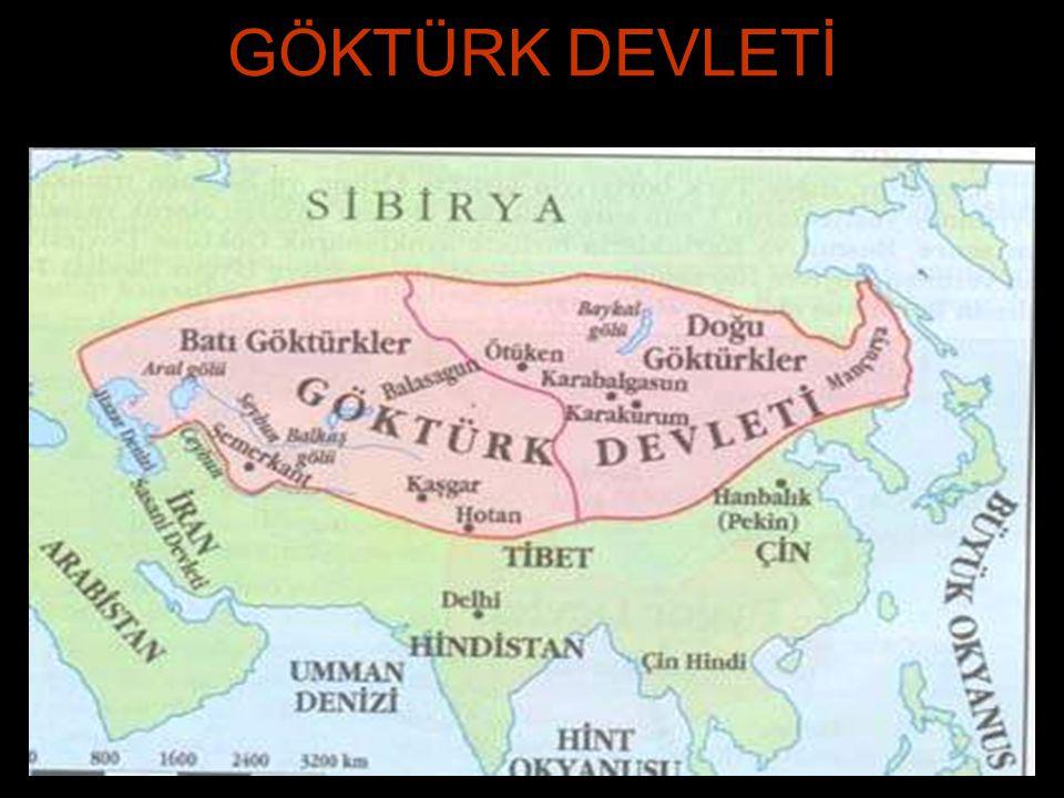 www.evdekisosyalci.com55 BİLGE KAĞAN YAZITININ DOĞU YÜZÜ Metne göre Kök Türkler hangi devletin hâkimiyetinde elli yıl geçirmişlerdir? Metne göre Kök T