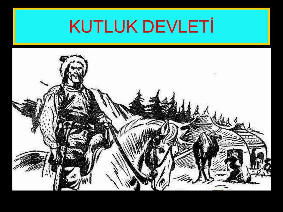 www.evdekisosyalci.com56 GÖKTÜRK DEVLETİ 552'de Avarlar'a karşı isyan ederek, Bumin Kağan önderliğinde Ötügen merkez olmak üzere kuruldu. Tarihte Türk