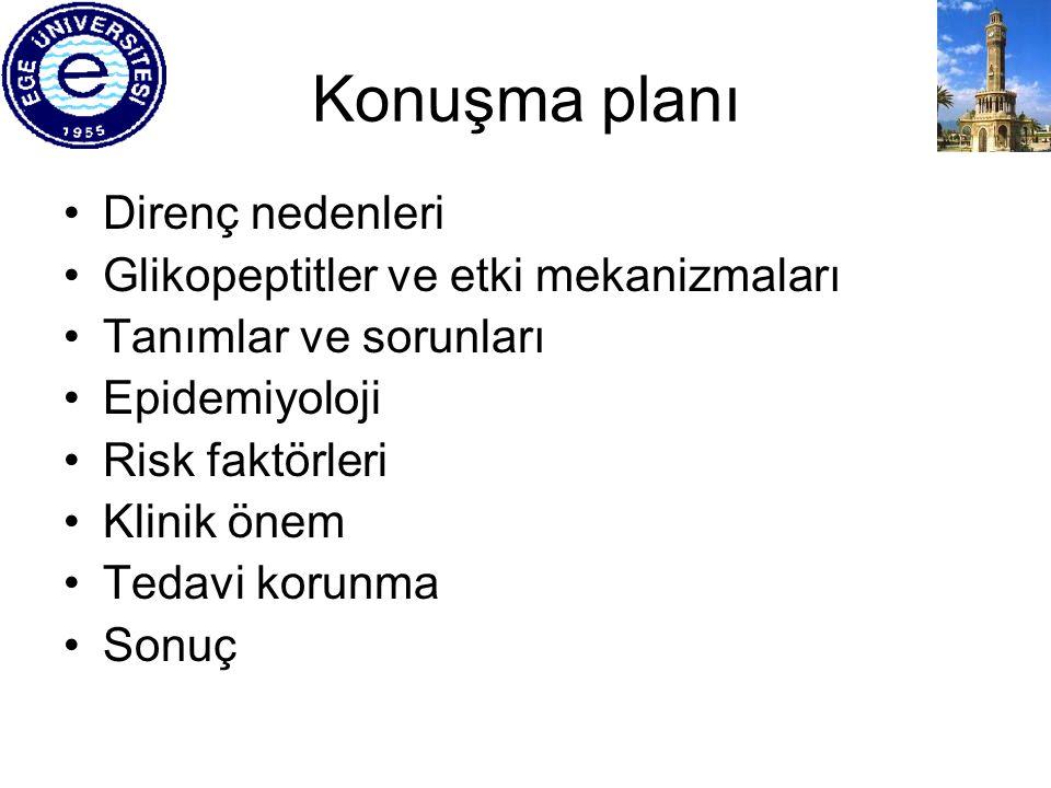 Epidemiyoloji MRSA, C.