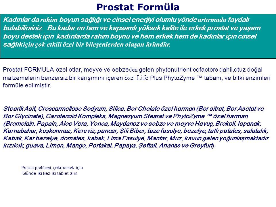 Prostat Formüla Kadınlar da rahim boyun sağlığı ve cinsel enerjiyi olumlu yönde artırmada faydalı bulabilirsiniz. Bu kadar en tam ve kapsamlı yüksek k